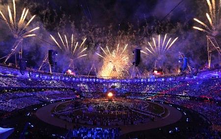 開会 演出 オリンピック 式